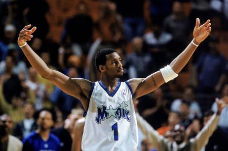 麦蒂入选魔术名人堂  爱动体育盘点NBA其他入选球队名人堂的球员