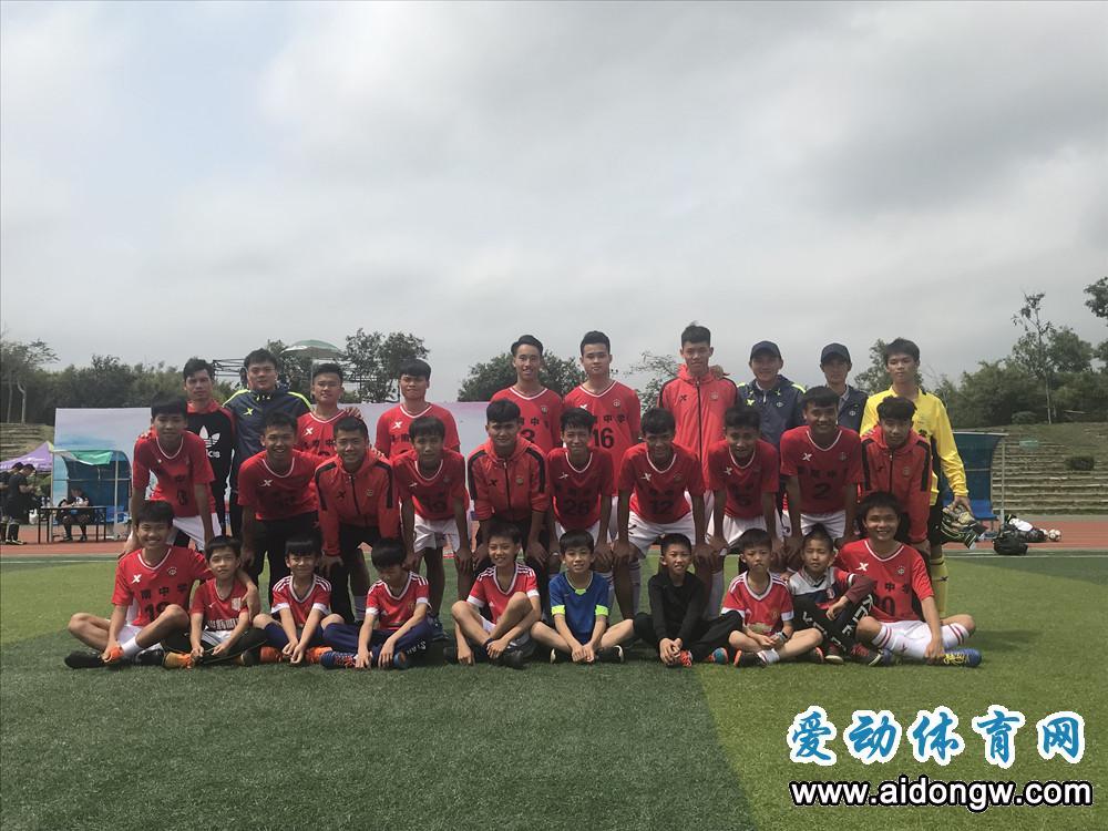 全国青少年校园足球联赛高中男子组东南赛区半决赛结束  海南中学晋级东南区决赛