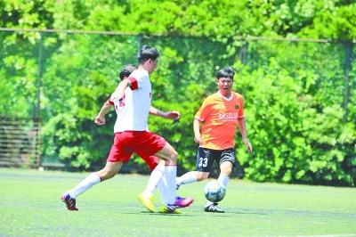 全国中老年足球联谊赛海口收兵  海南元老队3战皆胜