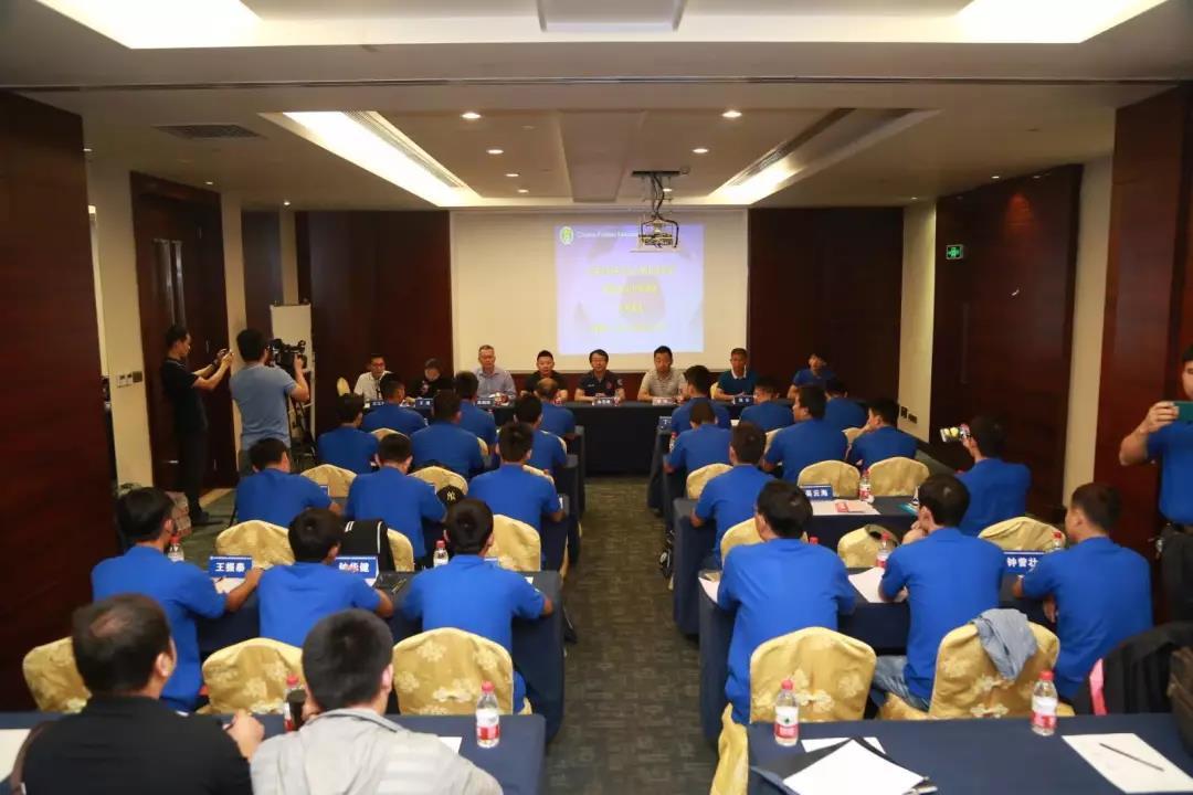 首开先河!中国足协首次在三亚举办五人制足球教练员培训班
