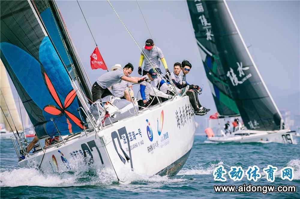 观赛指南:碧桂园杯2018第九届海帆赛正确打开方式!