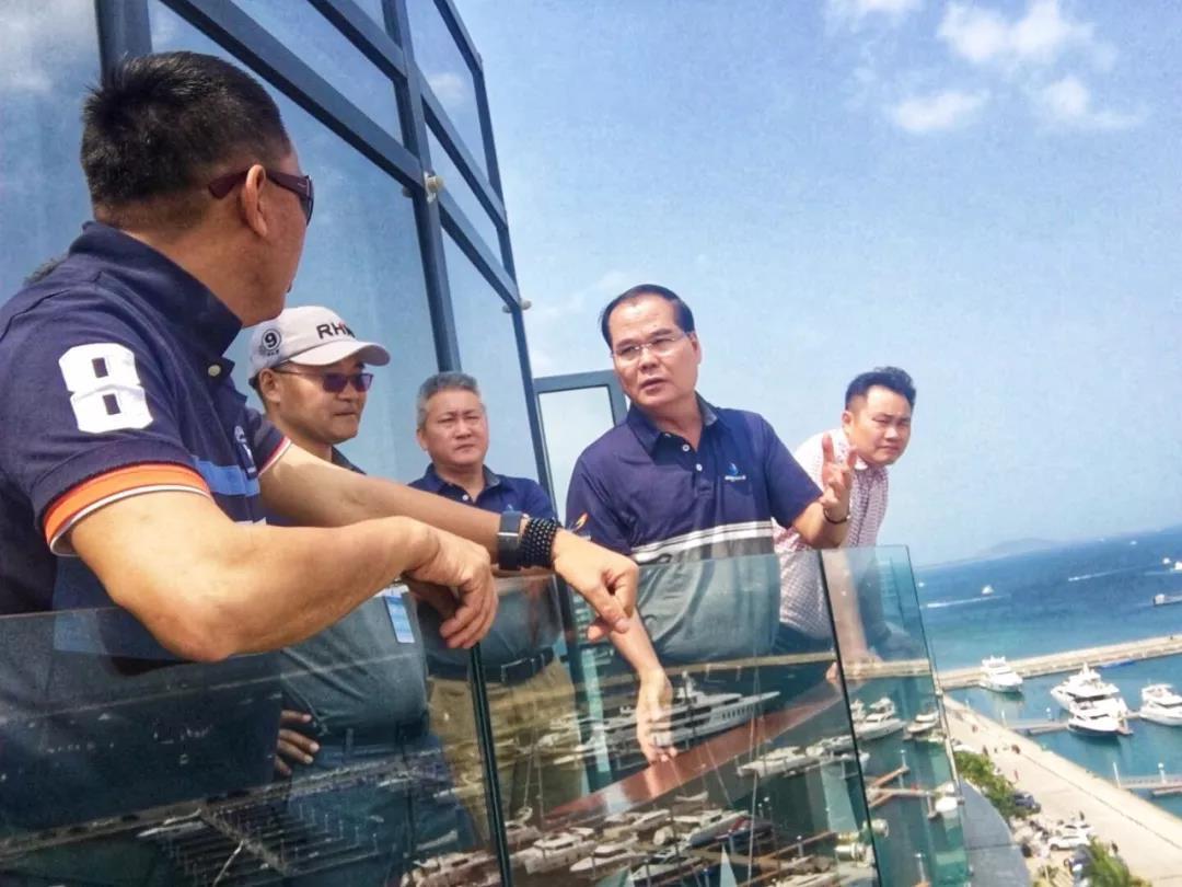 林光强谈海帆赛的小目标:走出中国、冲向世界!