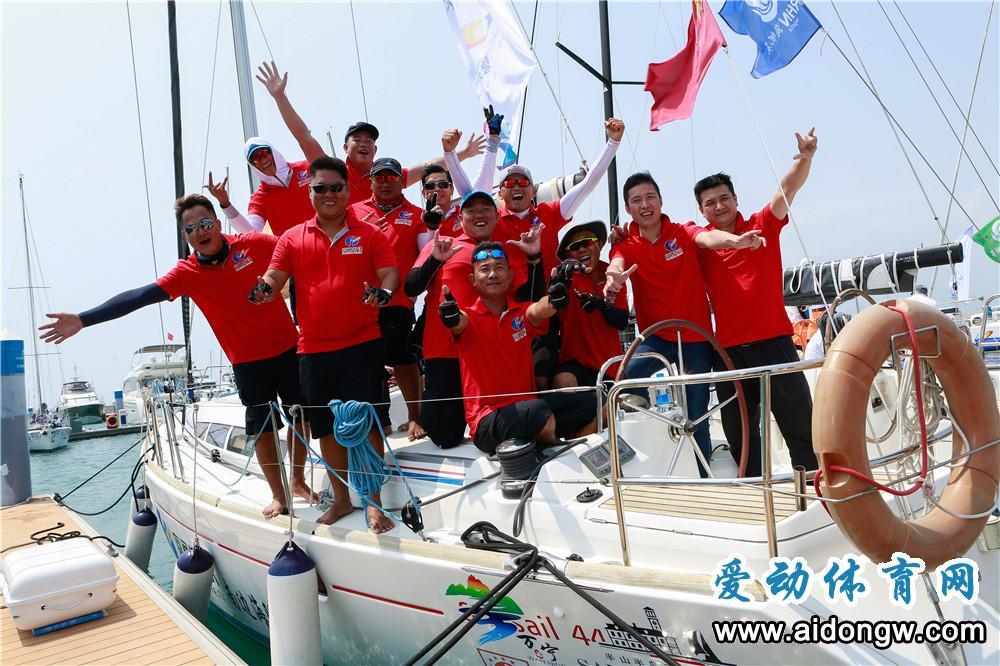 体育人的一天|能观风向察水流 南边海渔村疍家阿哥成功转型海帆赛队员