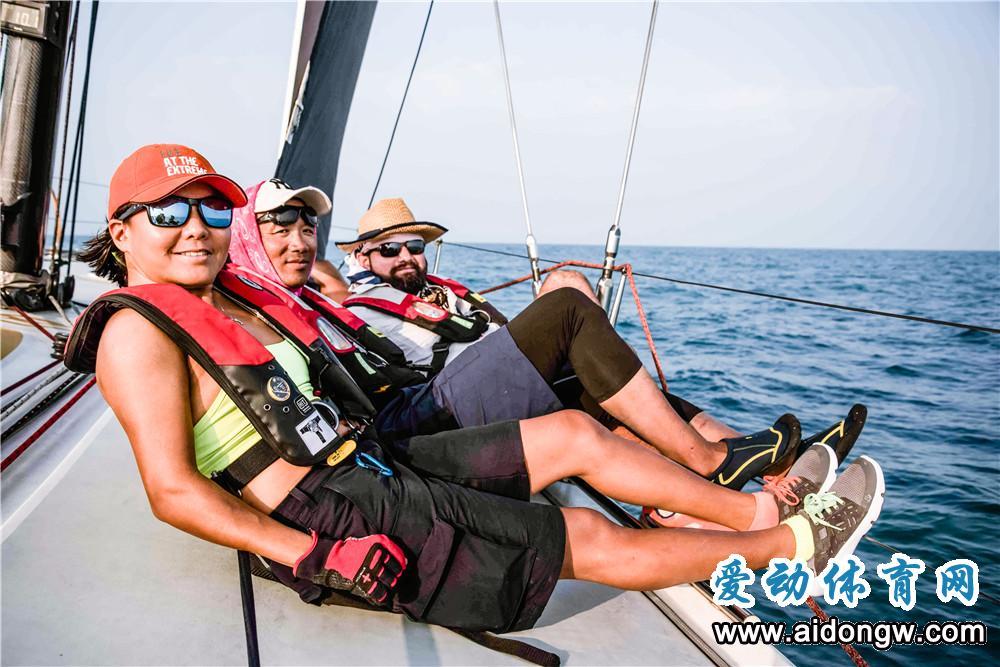 碧桂园凤凰通号船员吴晓琳:女性也可以征服大海
