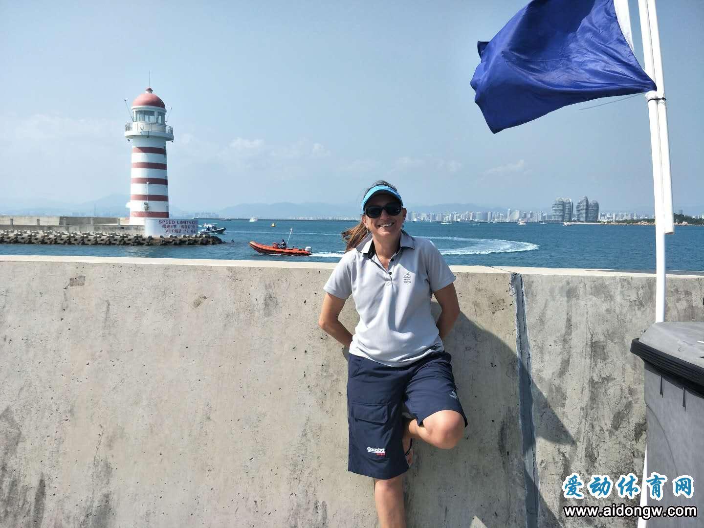 总裁判长马里娜:海帆赛是我见过最棒帆船赛