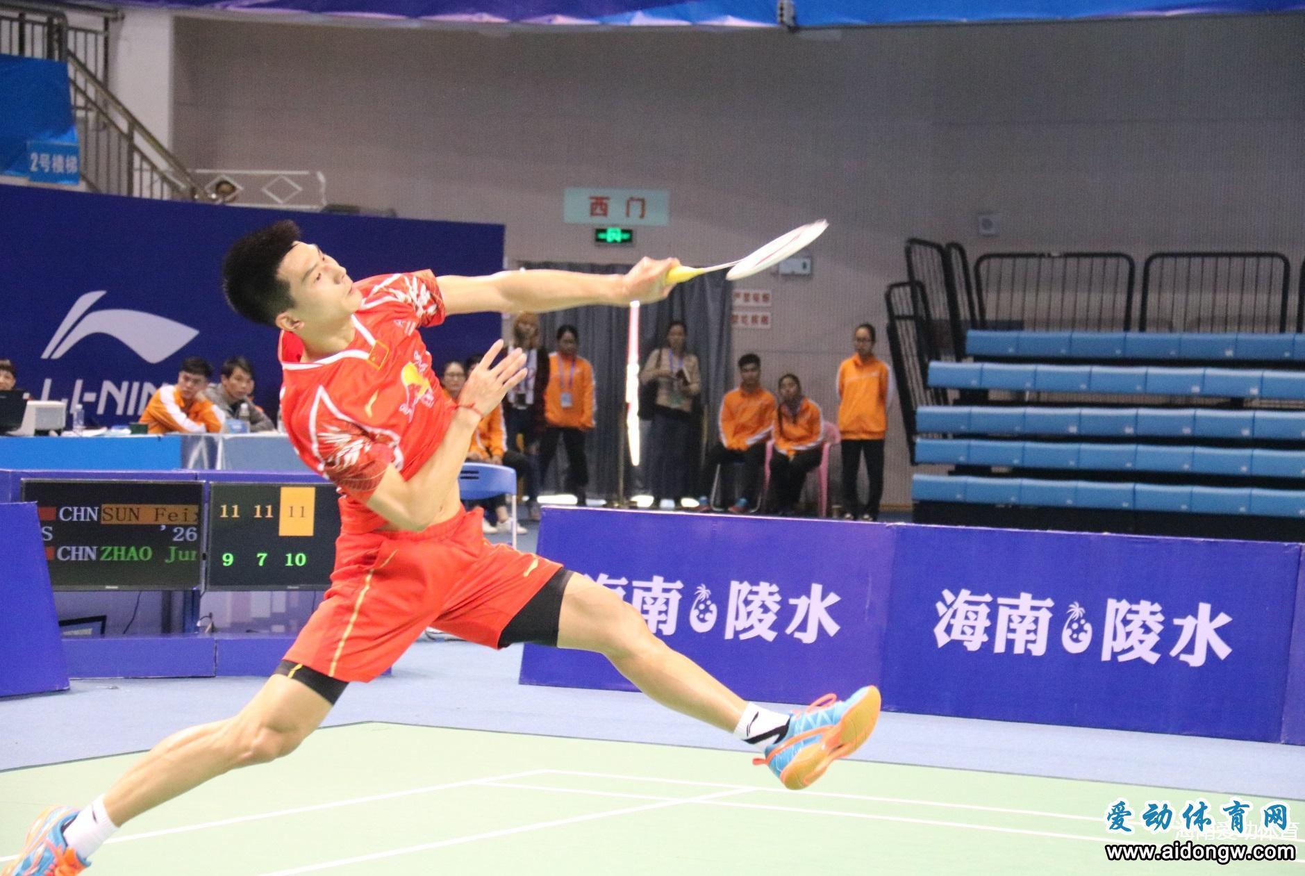2018中国(陵水)国际羽毛球大师赛4月10日挥拍  微信集赞领免费门票!