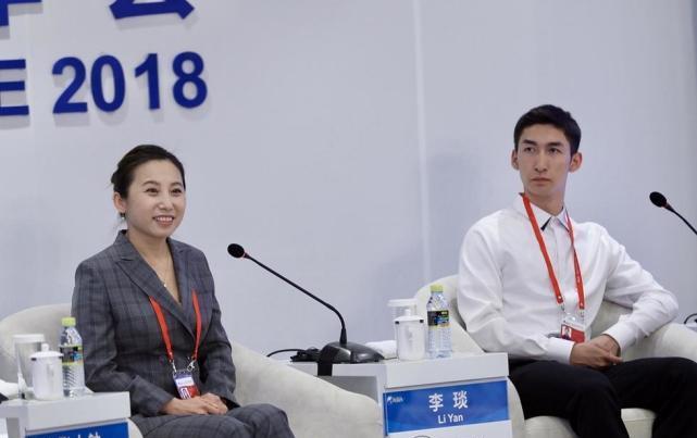 武大靖:冰上运动在海南可能更受欢迎