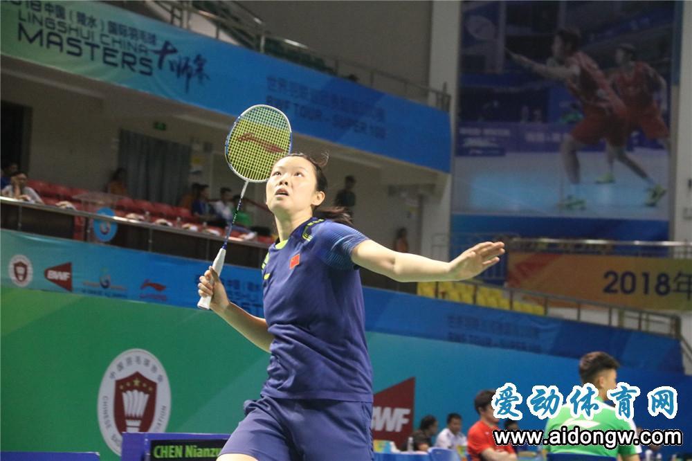 【故事】2018年陵水羽毛球大师赛见证铁娘子梦想起航 李雪芮:嘿 我准备好了!