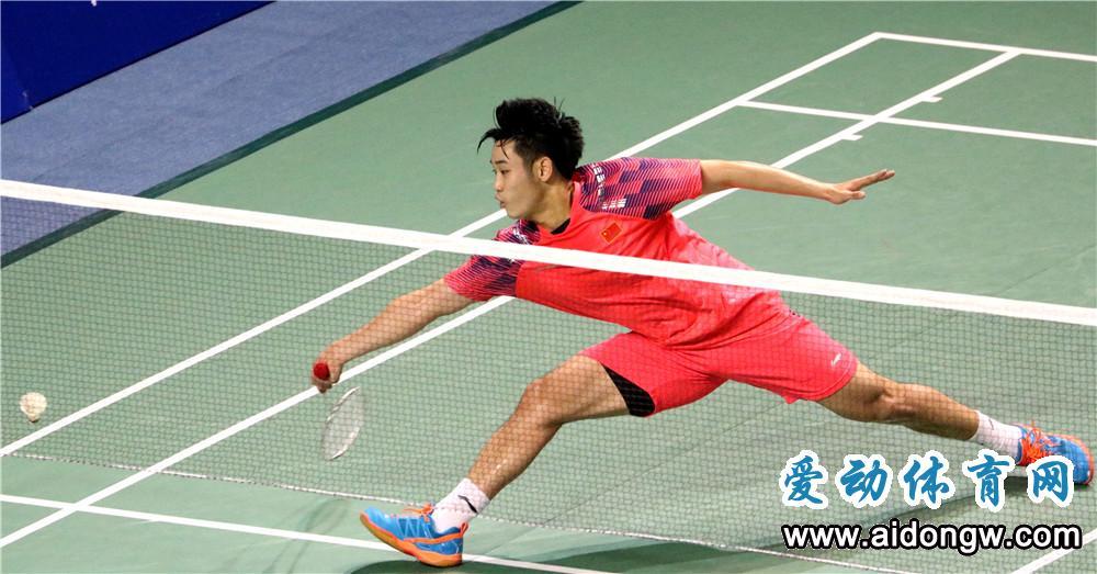 中国(陵水)国际羽毛球大师赛半决赛对阵出炉  爱动体育14日将现场直播