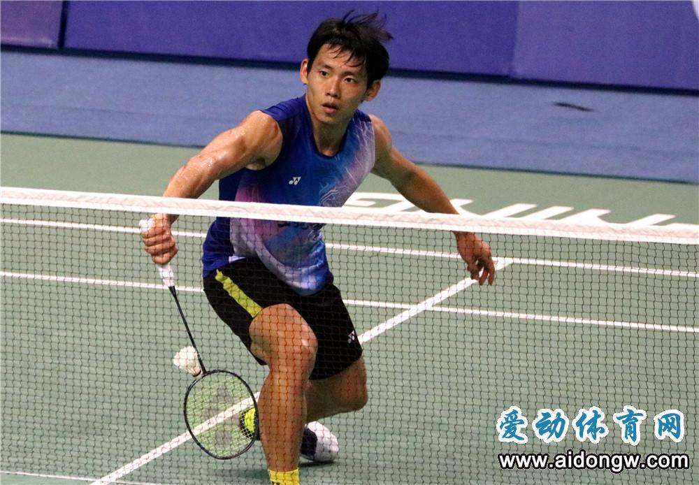 陵水国际羽毛球大师赛:男单决赛对阵出炉  林祐贤VS陆光祖