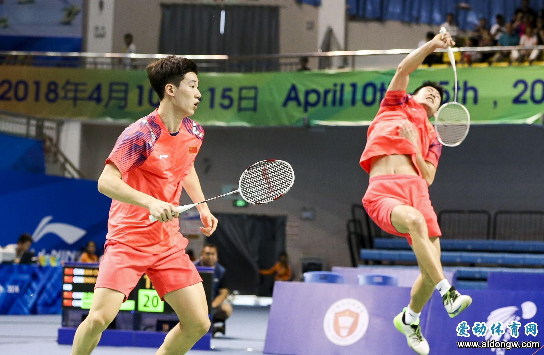 2018中国(陵水)国际羽毛球大师赛落幕 中国队斩获四个单项冠军