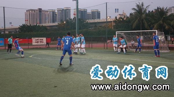 2018海南省第四届七人制草根足球赛第二轮战报