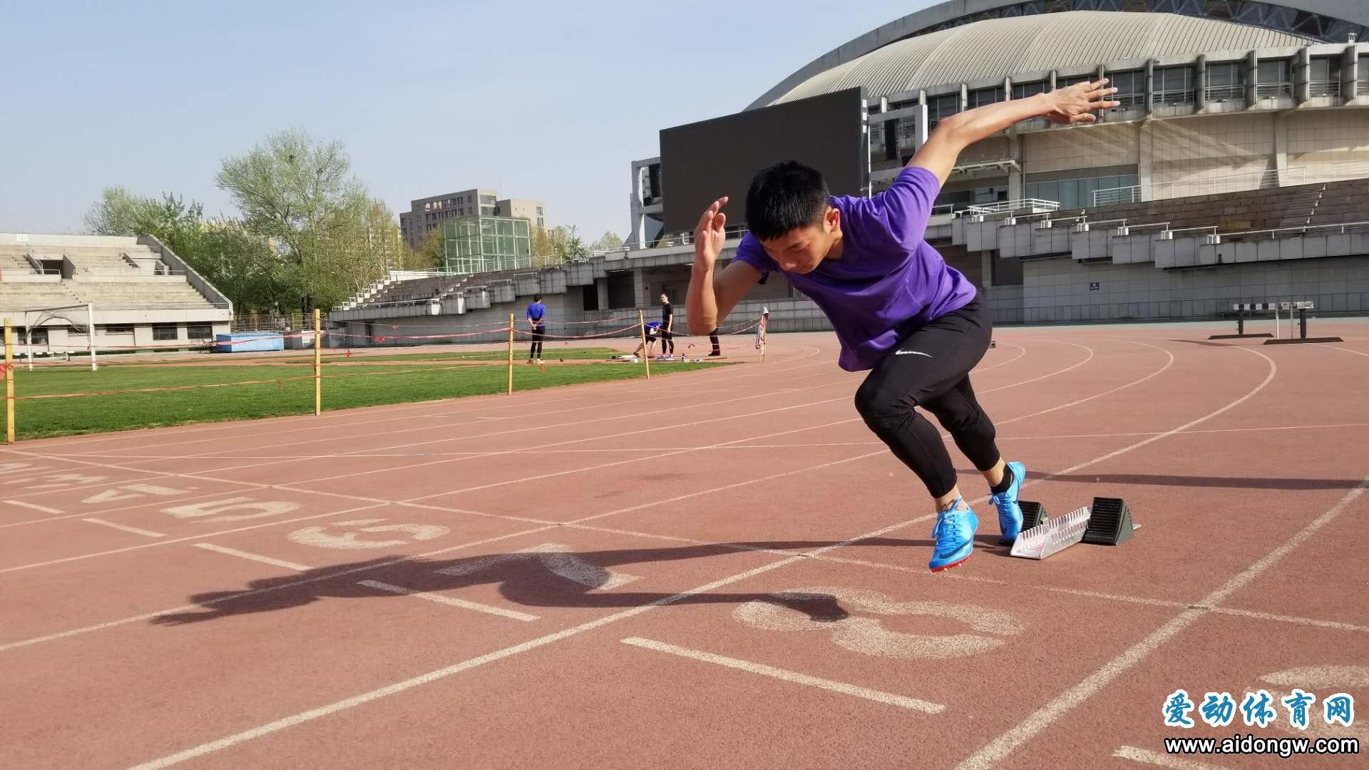 全国田径大奖赛:江亨南跑出10秒57夺得男子100米亚军