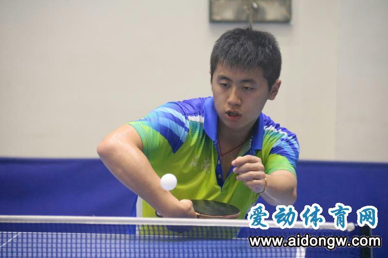 2018年第一季度乒乓球运动员积分排名 海南运动员罗铮榜上有名