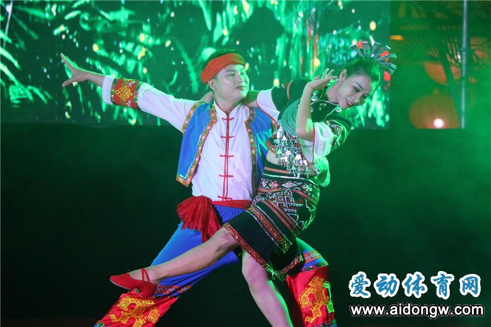 中国首届少数民族广场舞大赛今晚20点开赛  爱动体育网将现场直播