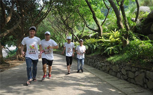 """""""环岛海南健跑"""" 让全民健身成为习惯  丰富多样健身方式"""