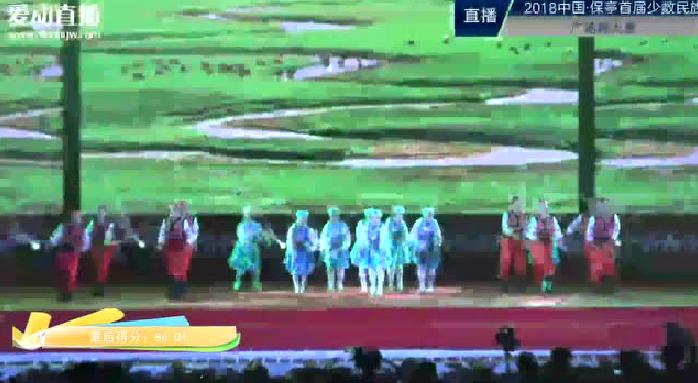 【视频回顾】2018年中国(保亭)首届少数民族广场舞大赛