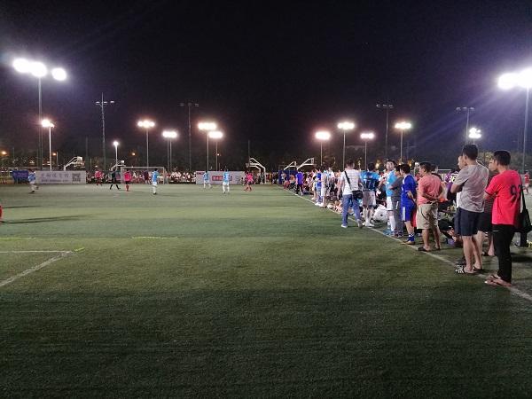2018海南省第四届七人制草根足球赛第四轮战报
