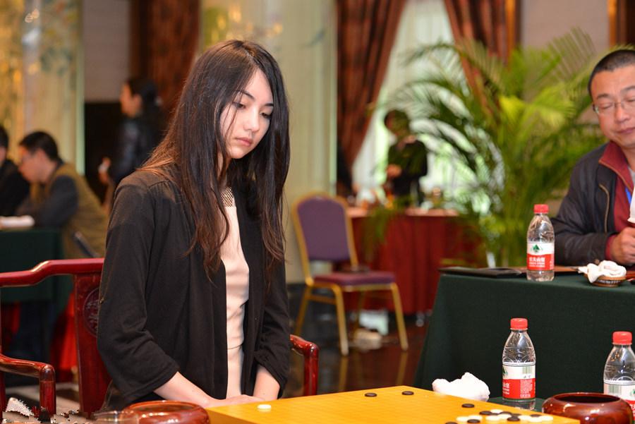 世界女子围棋团体赛 中国队获亚军