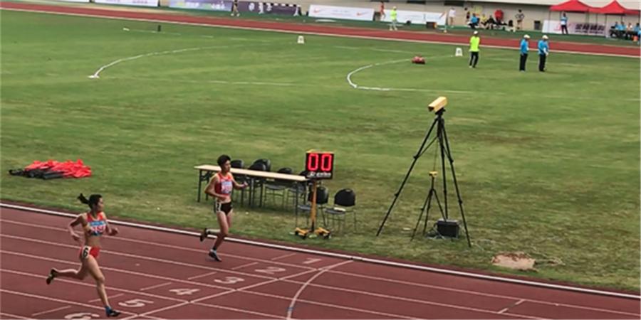 薛亚农勇夺全国大奖赛淮安站女子400米银牌