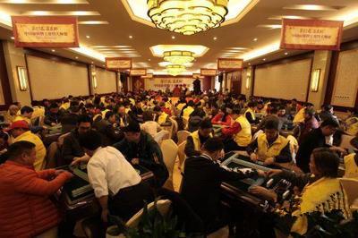 百万家电大奖赛启动 将创下海南棋牌赛事总奖励之最