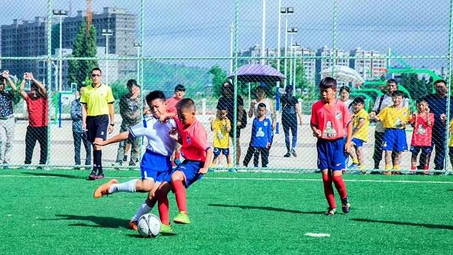 省U11青少年足球锦标赛收兵 海口海之星队夺冠