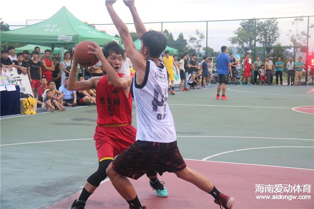 海南省第五届运动会群众比赛篮球赛5月25日开赛