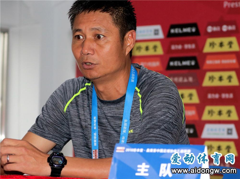 海南FC官宣张兵下课  郭亿军出任海南海口队代理主教练