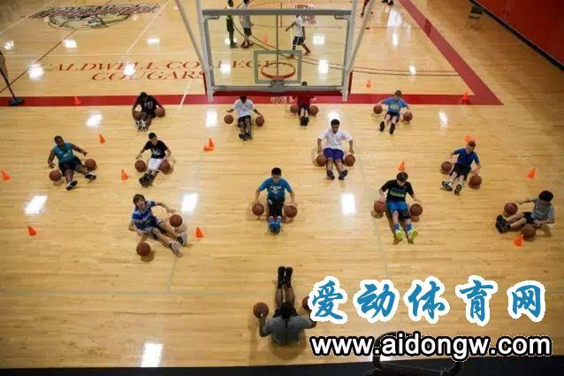 左右篮球夏令营海口站7月初开营  现接受报名