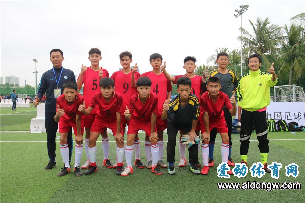 海南中海少年队将参加波兰国际足球邀请赛