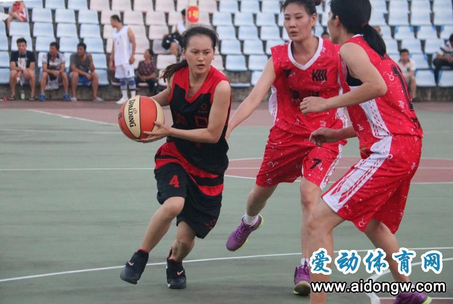 省运会群众比赛篮球赛女子组第一阶段战罢 今晚争夺4强席位