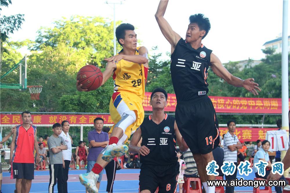 聆听临高渔民篮球队背后故事:篮球能给我们带来快乐