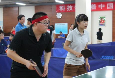 2018三亚体育下乡活动乒乓球混合团体对抗赛举行 体育下乡到基层