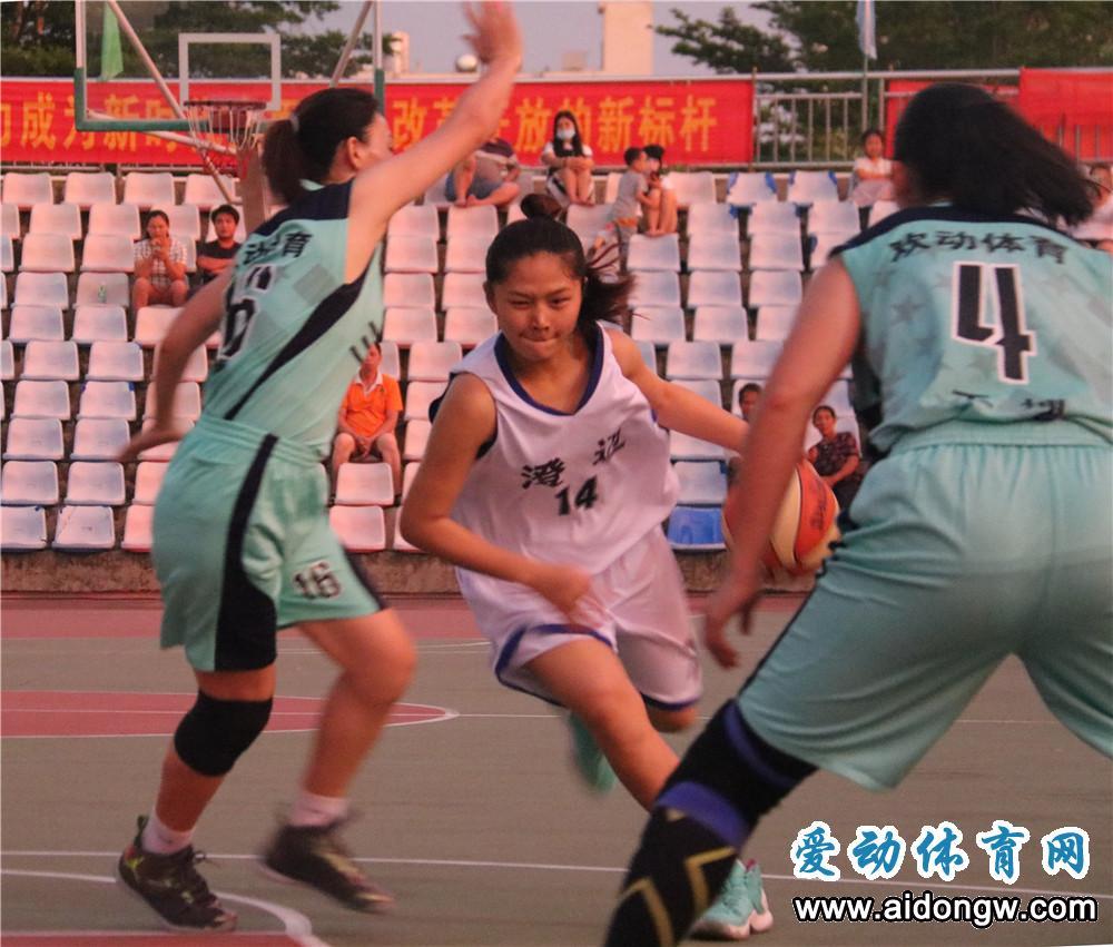 海南省第五届运动会群众篮球赛落幕 海口男篮强势夺冠