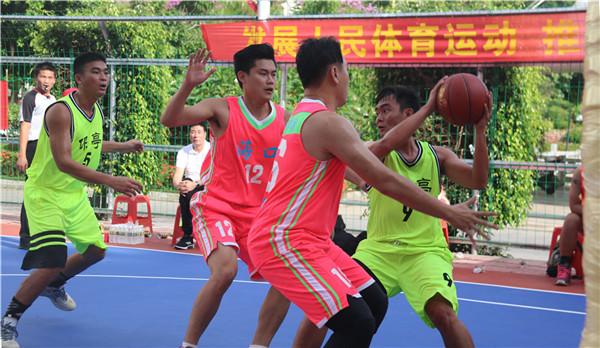 海口积极备战第五届省运会 男篮夺冠为海口代表团开了好头