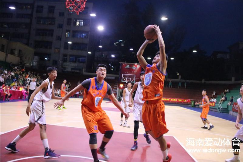 2018年海口市篮球联赛6月10日揭幕 首届全明星赛引期待