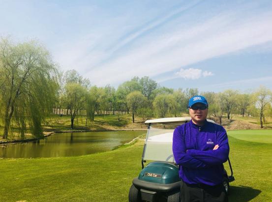2018全国业余高尔夫超级联赛人物专访—— 北京东方双鹰高尔夫俱乐部总经理段云川