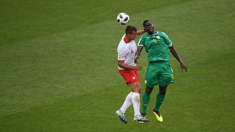 塞内加尔 2:1波兰  非洲战队获首胜