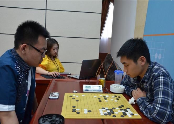 全国业余围棋公开赛海口开赛 国内外近百名棋手参赛