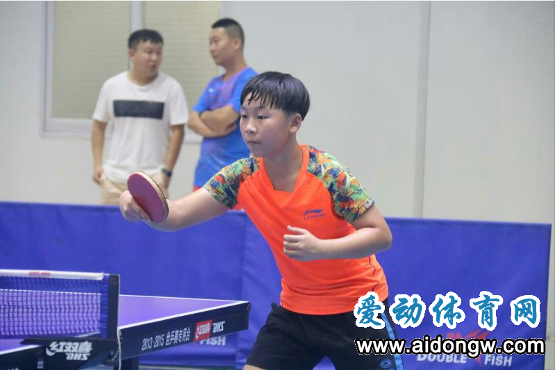 全国乒乓球锦标赛(预赛)挥拍 海南乒团10名人参赛