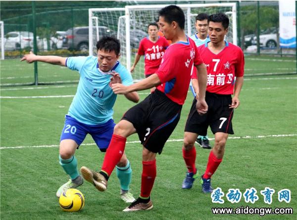 省运会五人制足球赛海口分区赛收兵 省足协杯赛开踢