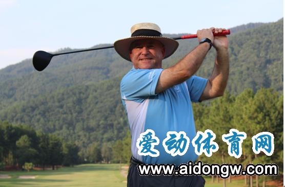 2018全国业余高尔夫超级联赛人物专访 福州温泉高尔夫俱乐部总经理Elliot Steven Powers