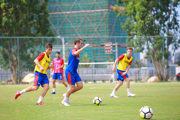 2018海口国际足球赛7月6日开打  澳超冠亚军参赛