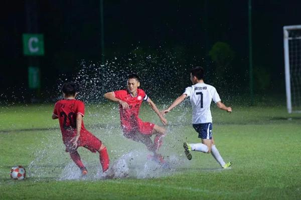 2018年海南省足球协会杯赛落幕  万宁队拔头筹
