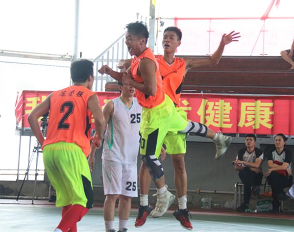 """第五届省运会群众比赛""""康芝杯""""三对三篮球海口收官  屯昌、白沙夺青年组、公开组冠军"""