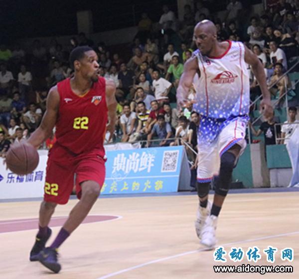 【视频】2018年海口市篮球联赛决赛首回合 珠玑体育85:83宁翔新华