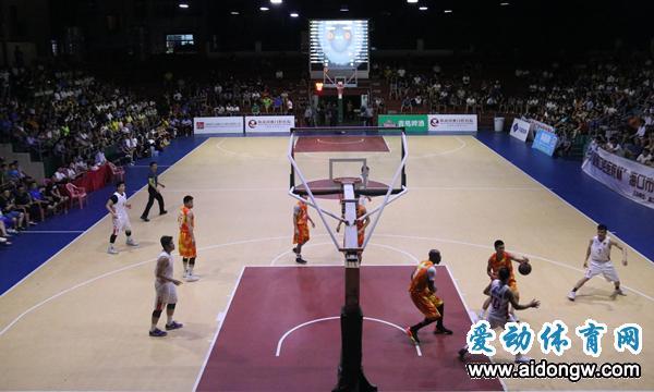 【视频】2018年海口市篮球联赛决赛次回合 宁翔新华90:84珠玑体育