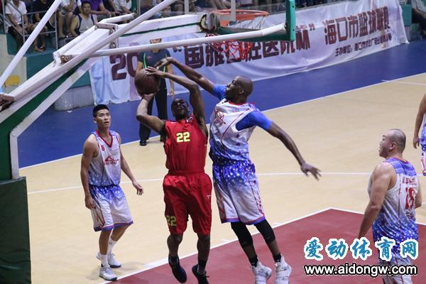 【视频】2018年海口市篮球联赛决赛第三回合 宁翔新华86:72珠玑体育