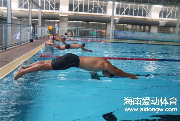 省中小学校游泳救生员培训将全面启动 将分别在海口三亚儋州陵水开班