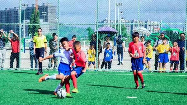 2018年海南省青少年足球锦标赛 中海俱乐部获U13组冠军